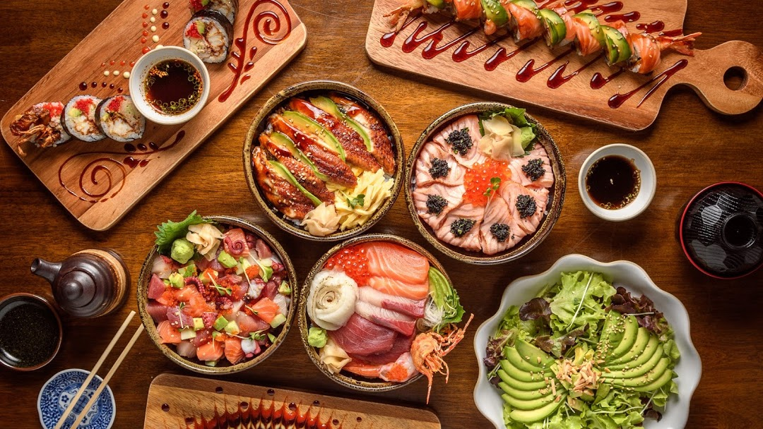 Masu Maki & Sushi Bar Menu